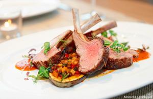 Présentation de la viande : un dressage tout en volume !