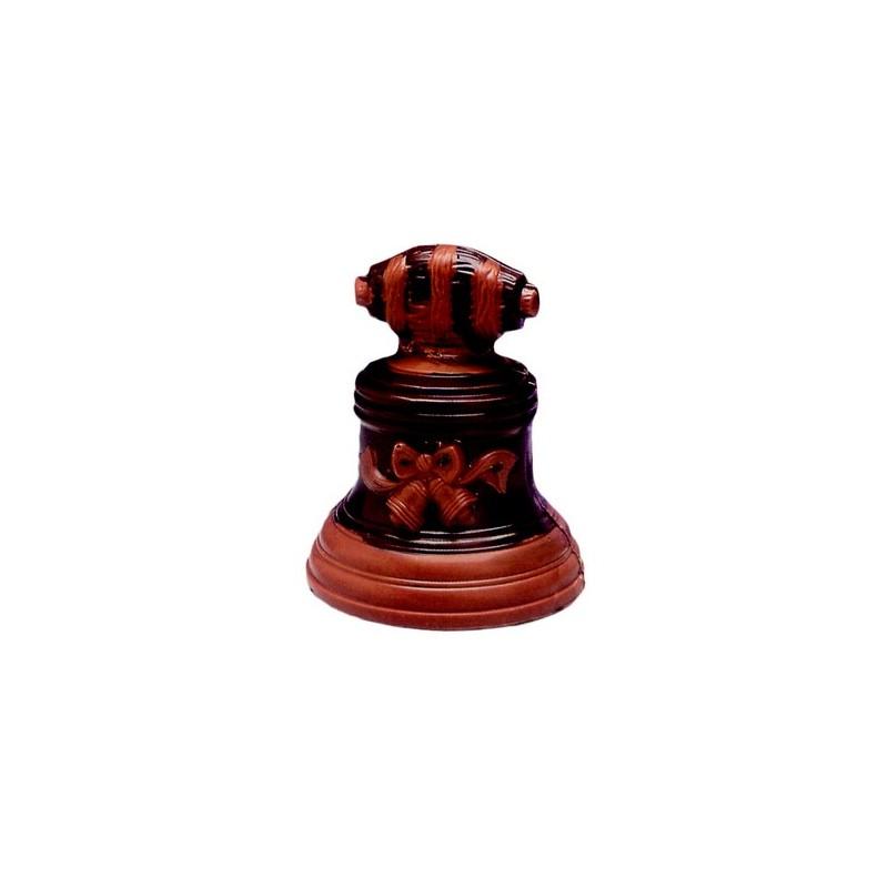 moule a chocolat en polycarbonate cloche p ques grande taille. Black Bedroom Furniture Sets. Home Design Ideas