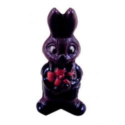 """Moule a chocolat de diverses formes """"lapin"""""""