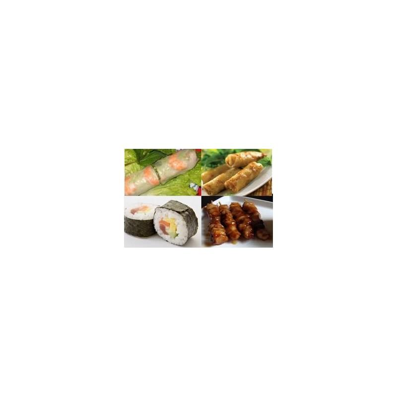 Produits - Cours cuisine asiatique ...
