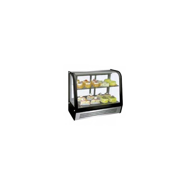 vitrine r frig r e de comptoir 3 niveaux poser 160 litres. Black Bedroom Furniture Sets. Home Design Ideas