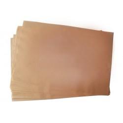 Papier de cuisson silicone non blanchi