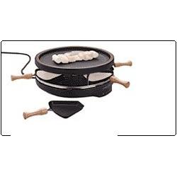 Appareils raclette traditionnelle sp cial alpage - Appareil a raclette demi meule ...