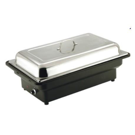 Chafing dish electrique gn 1 1 en inox p65mm - Maintien au chaud electrique ...