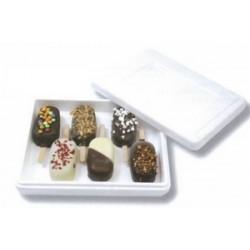 Boite polystyrène pour vos glaces et sorbets (par 10)
