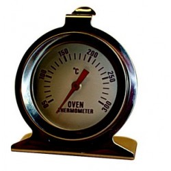 Thermomètre d'étalonnage four corps en inox