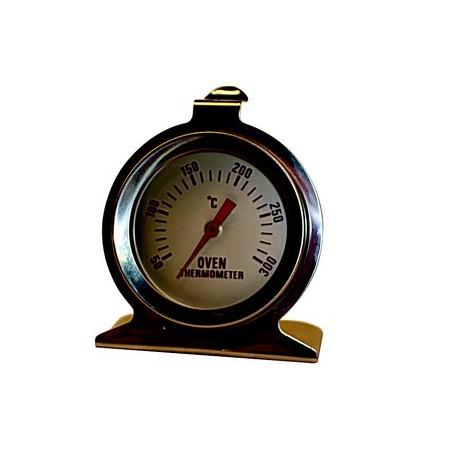Thermometre d'etalonnage four corps en inox
