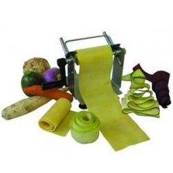 Coupe légumes en lanières inox