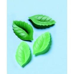 Décors azyme MF feuilles houx / liseron / rose au choix
