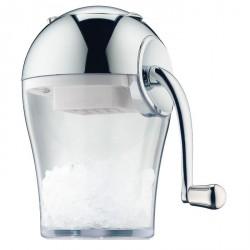 Broyeur à glace design chrome manuel