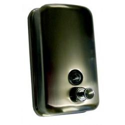 Distributeur de savon liquide corps inox