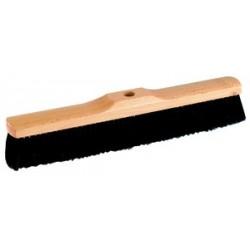 Balai ménage soie noire 45 cm