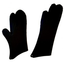 Moufle de protection silicone anti-chaleur 300°c