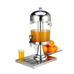 Fontaine de jus de fruit 8 litres