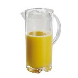 Pichet à jus de fruits modèle droit 2 litres