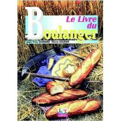 Le livre du boulanger de jean yves guinard et pierre lesjean