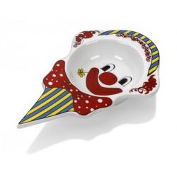 Bol/coupe à glace modèle clown