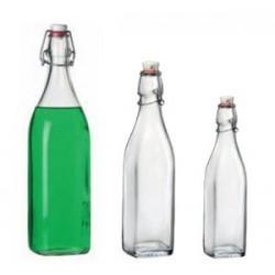 Lot bouteilles SWING bormioli rocco