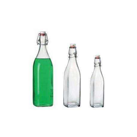 Lot bouteille swing bormioli rocco