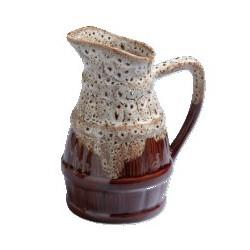 Pichet/cruche barilo porcelaine decoree (x4)