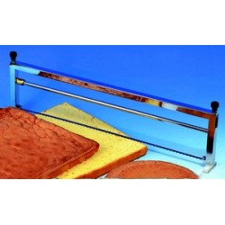 Scie à génoise 50 cm hauteur réglable
