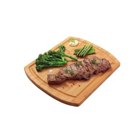 Planche en bambou à apéro, à entrecote ou pour buffet