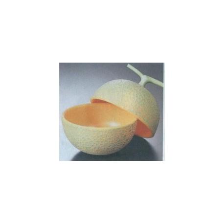 Lot de 5 verrines melon complet