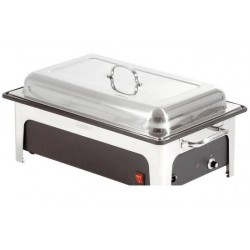 Chafing dish électrique gn 1/1 (p100mm)