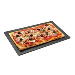Planche rectangulaire à pizza en paperstone