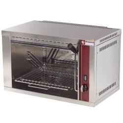 Salamandre cuisine électrique : appareil de cuisson