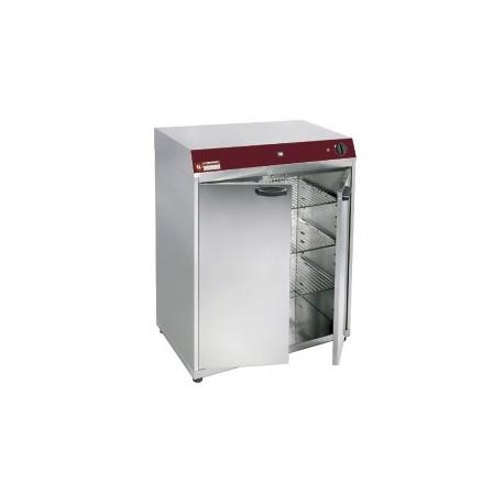 armoire chauffante ventilee 2 portes battantes pour 120. Black Bedroom Furniture Sets. Home Design Ideas