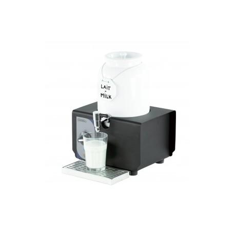Distributeur de lait chaud en porcelaine 4 litres