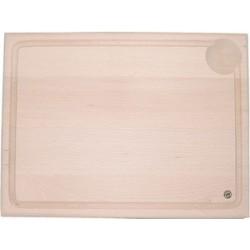 Planche à découper en bois de hêtre (35x25cm)