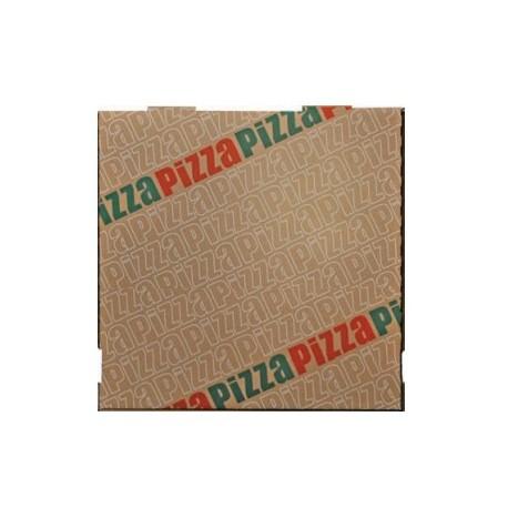 Boîte à pizza carton micro-cannelure par 100