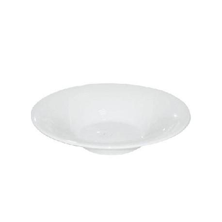 Assiette à soupe Bowl creuse porcelaine (x12)