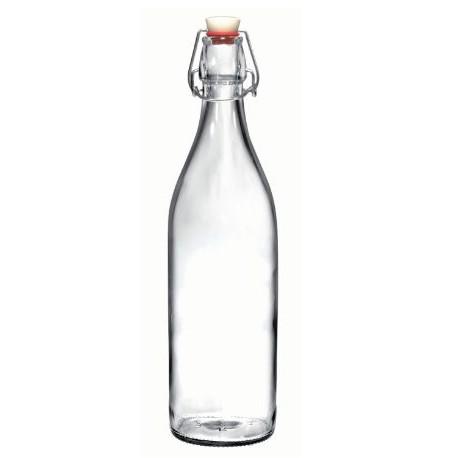 Bouteille Giara 1 litre Bormioli Rocco (x6)