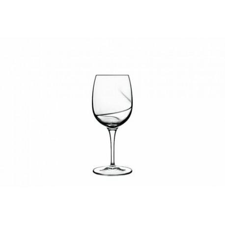 Verre à vin rouge Aéro Luigi Bormioli (par 6)