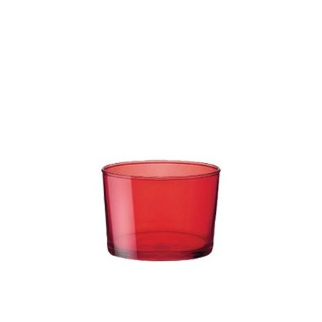 Verre Bodega de couleur 20cl Bormioli Rocco (x12)