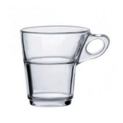 Tasse à café Caprice en verre DURALEX (x72)