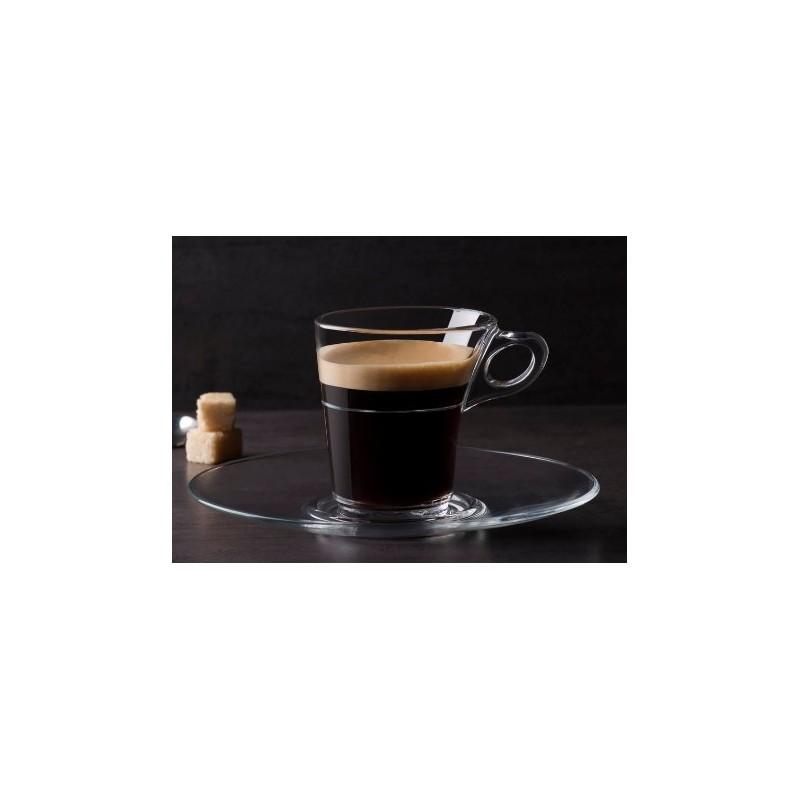 tasse caf caprice en verre duralex x72. Black Bedroom Furniture Sets. Home Design Ideas
