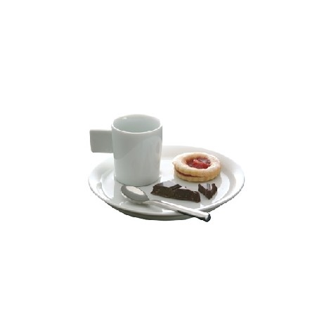 Tasse à café Kayan en porcelaine (x12)