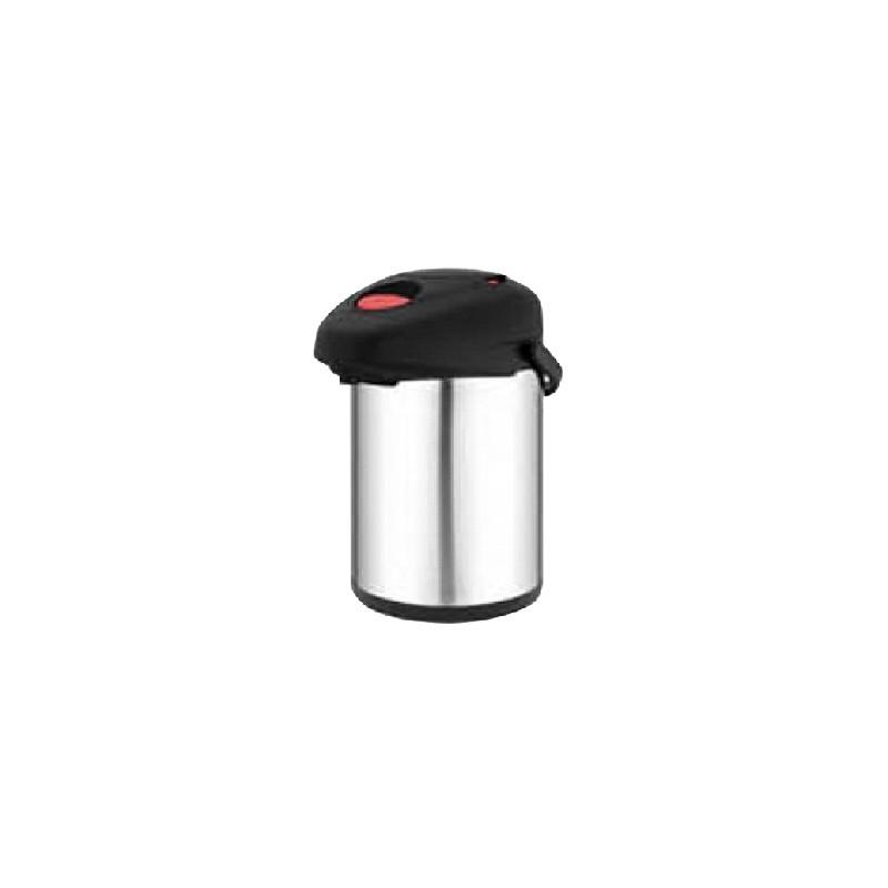 Pichet inox isotherme pompe for Pompe chauffante