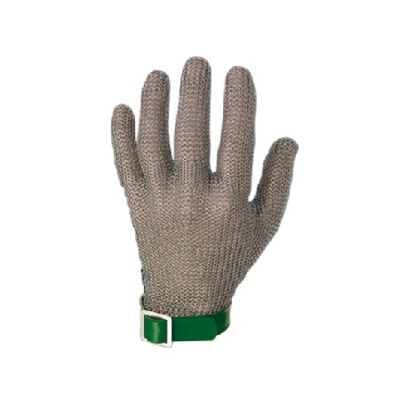Gant de protection en cotte de maille ambidextre