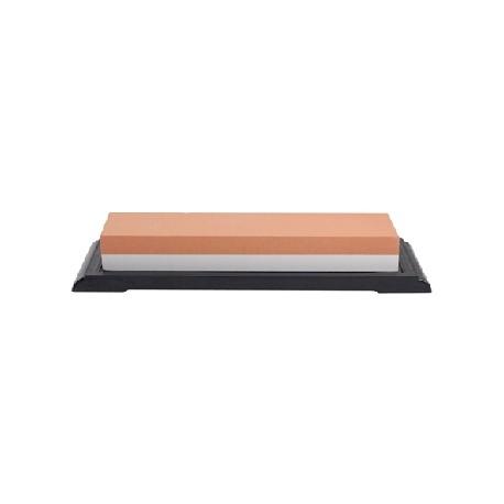 pierre aiguiser japonaise 2 grains fischer 79997. Black Bedroom Furniture Sets. Home Design Ideas