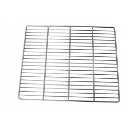 Grille inox gastronorme gn 2/1 650 x 530 mm