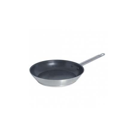 Po le inox avec rev tement anti adh sif for Revetement cuisine inox