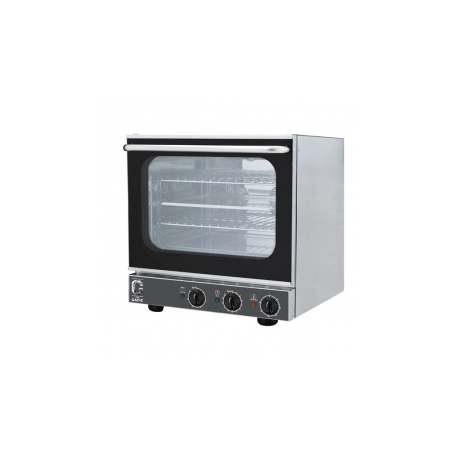 Four électrique INOX 4 niveaux avec grill