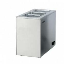 Chauffe 3 briques de lait 1 litre Animo