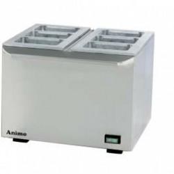 Chauffe-briques de lait 1 litre Animo