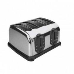 Grille pain automatique pour 4 tranches Lacor 69064